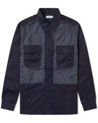 7d3fec7b9 Cpo Shirt - Blue
