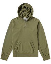 Nanamica - Hood Pullover Sweat - Lyst