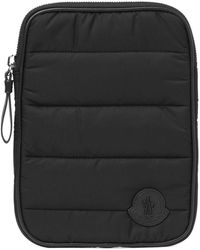 Moncler - Quilted Ipad Mini Case - Lyst