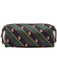 91f2865260d4 Lyst - Polo Ralph Lauren Rowing Club Embroidered Holdall in Black ...