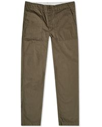 Engineered Garments Fatigue Pant - Green
