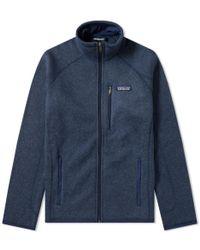 Patagonia Better Jumper Jacket - Blue
