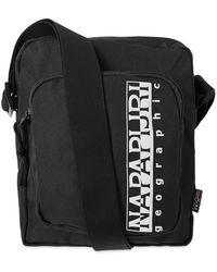 Men/'s bag NAPAPIJRI Hoyal Cross HIO Black