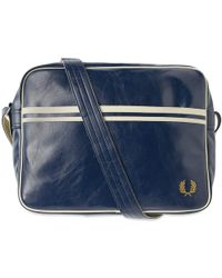 Fred Perry Authentic - Fred Perry Classic Shoulder Bag - Lyst