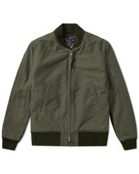 Engineered Garments - Aviator Jacket - Lyst