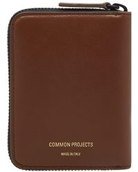 Common Projects - Zip Coin Leather Case - Lyst