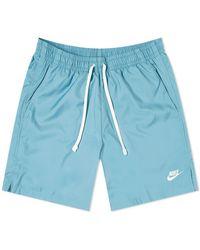 Nike Retro Woven Short - Blue