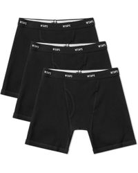 (w)taps | Skivvies Boxer Short - 3 Pack | Lyst
