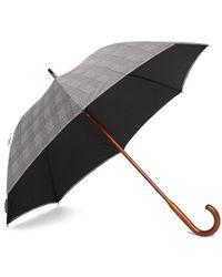 London Undercover - Classic Solid Stick Umbrella - Lyst