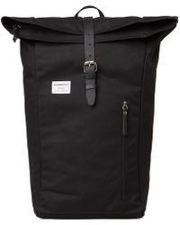 Sandqvist - Dante Rolltop Backpack - Lyst