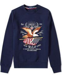 Polo Ralph Lauren - Men's Graphic Sweatshirt - Lyst