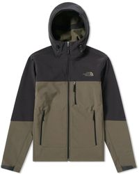 The North Face - Apex Bionic Hooded Jacket - Lyst