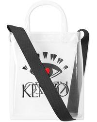 KENZO Eye Tote - Black