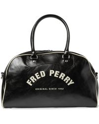 Fred Perry Authentic - Fred Perry Classic Grip Bag - Lyst
