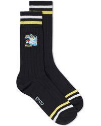 KENZO - Tiger Socks - Lyst