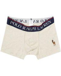 Polo Ralph Lauren Classic Trunk - White