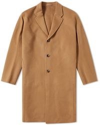 Acne | Chad Cashmere Long Coat | Lyst