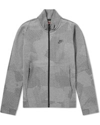 Nike - Tech Fleece Jacket Gx 1.0 - Lyst