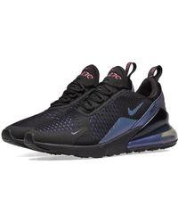6b8ddc583b42 Nike Air Vapormax Mesh in Black for Men - Lyst