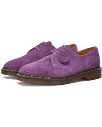 Dr. Martens Dr. Martens X C.f. Stead Shoe - Made In England - Purple