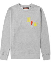 Thunders - Heated Words Crew Sweat - Lyst