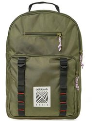 7a17258ba Adidas Small Backpack in Black for Men - Lyst