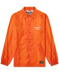 Neighborhood Brooks Jacket - Orange
