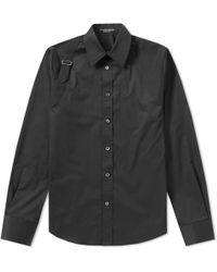 Alexander McQueen - Harness Shirt - Lyst