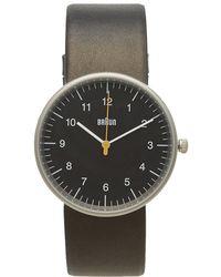 Braun Bn0021 Watch - Black