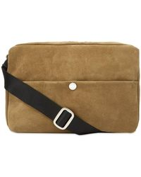 Our Legacy Wash Bag - Green