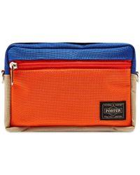 Head Porter Libre Shoulder Pouch - Orange