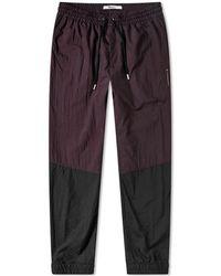 Givenchy Matt Nylon Track Pants - Purple