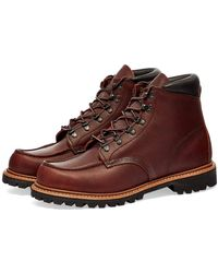 """Red Wing 6"""" Sawmill Boot 02927d - Multicolour"""