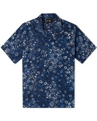 Stan Ray - Bandana Vacation Shirt - Lyst