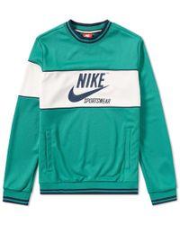 Nike - Archive Crew Sweat - Lyst