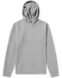 Norse Projects Ketel Sport Hoody - Gray