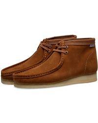 Clarks X Carhartt Wallabee Boot - Brown