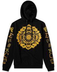 better exclusive deals popular brand Baroque Printed Hoody