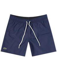 Lacoste Classic Swim Short - Blue