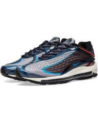 Nike Air Max Deluxe - Blue