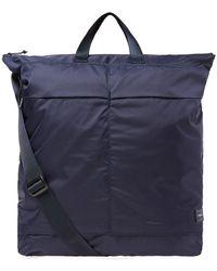 Porter Flex 2way Duffel Bag - Blue