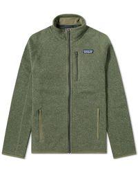 Patagonia Better Jumper Jacket - Green