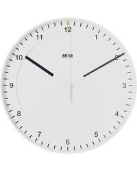 Braun - 30cm Large Wall Clock - Lyst