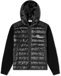 Moncler Hooded Jacket - Black