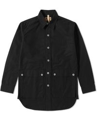 98b7e0d7c51f On sale Nigel Cabourn - X Lybro Mountain Division Shirt Jacket - Lyst
