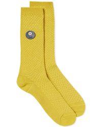 Folk - Waffle Sock - Lyst