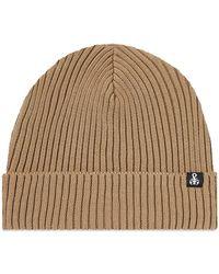 Sophnet Knit Beanie - Brown