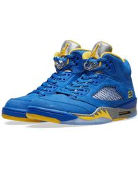 b8a429028c5a0a Lyst - Men s Nike Jordan 5 - Men s Nike Jordan 5 Sneakers