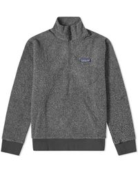 Patagonia Woolyester Pullover Fleece - Gray