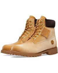 Off-White c/o Virgil Abloh - X Timberland Boot - Lyst